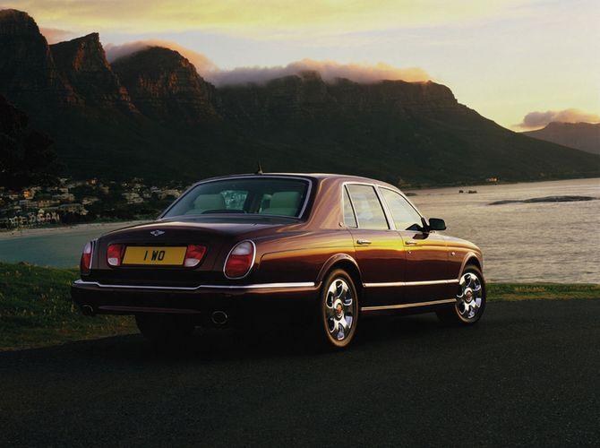 Review: Bentley Arnage (1998-09)