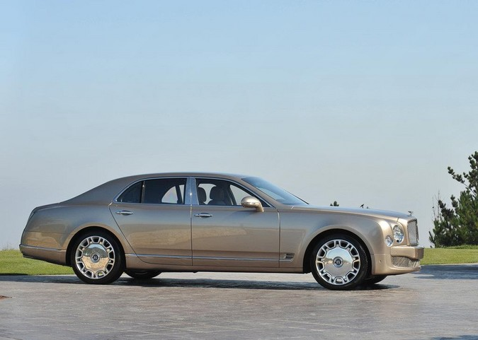 Review Bentley 3y Mulsanne 2010 On