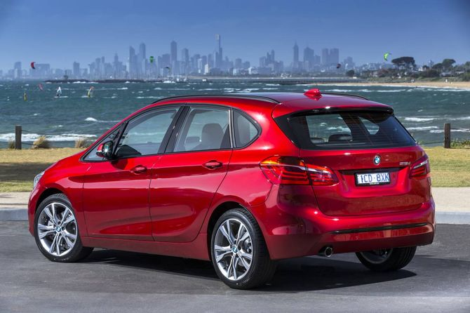 review: bmw f45 2-series active tourer (2014-on)