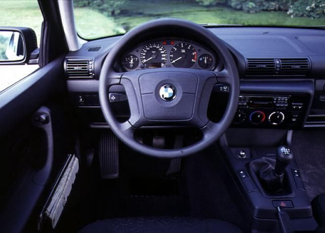 Review Bmw E36 3 Series Compact 1995 00