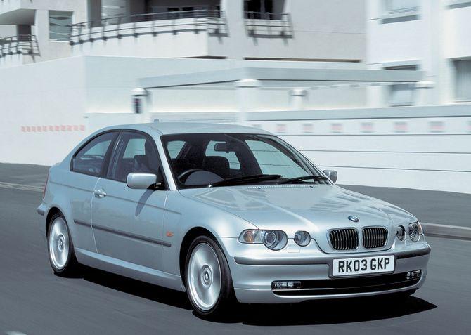 BMW E46 3Series Compact Review 316ti and 318ti