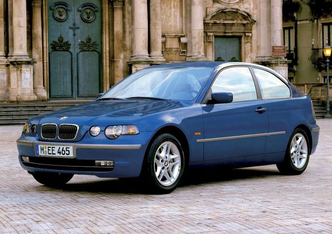 Bmw E46 3 Series Compact Review 316ti And 318ti