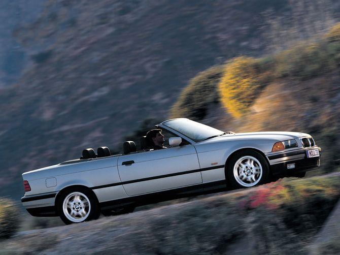 Review Bmw E36 3 Series Convertible 1993 00