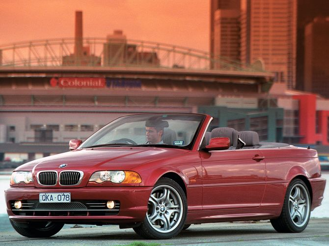 bmw e46 3-series convertible review: 325ci and 330ci