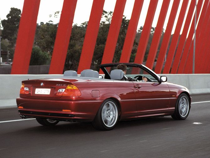 BMW E Series Convertible Review Ci And Ci - Bmw 325ci 2000