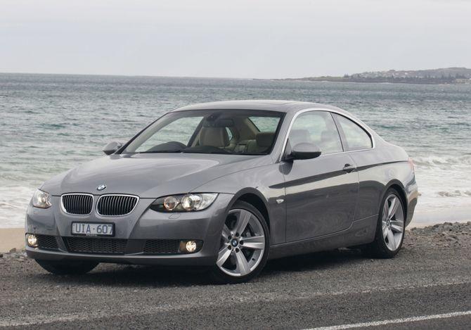 BMW E Series Coupe Review D I I I - 2006 bmw 335i