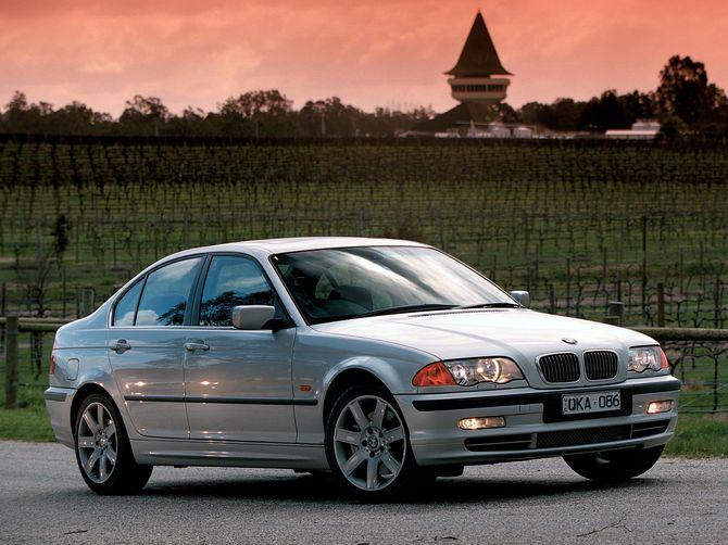 BMW E46 3Series Sedan Review 318i 320i 325i 330i