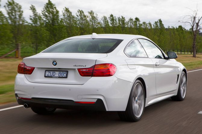 Review: BMW F32 4-Series Coupe (2013-on)