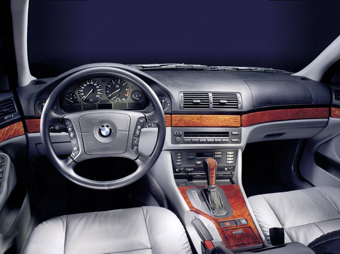 Images BMW E39 5Series Touring 199703