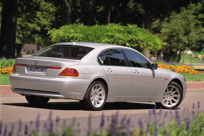 BMW 7 Series E65 E66 Guide To Features CD