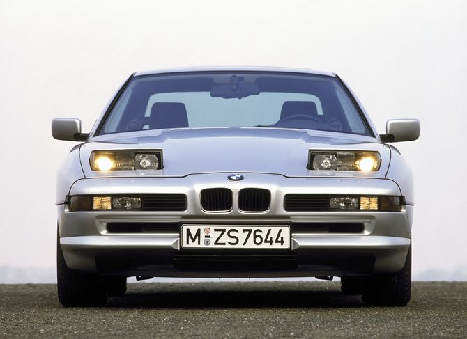 Review Bmw E31 8 Series 1990 99