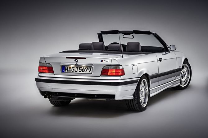 Review Bmw E36 M3 Convertible 1999