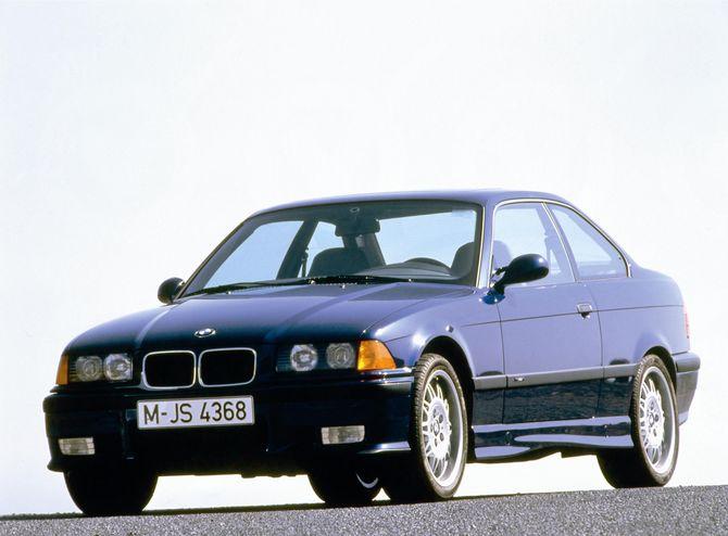 BMW E36 M3 Coupe Review (1994-98)