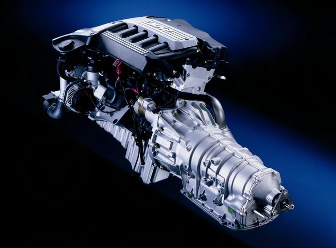 BMW M57 engine