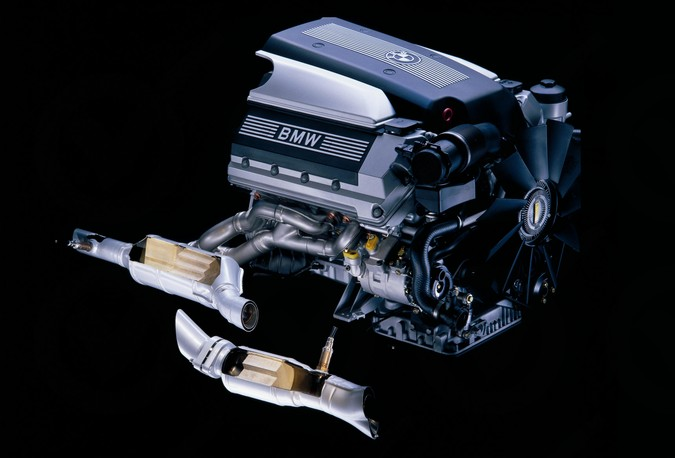 BMW M62 And S62 Engines