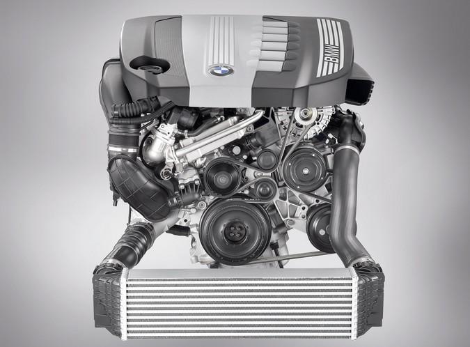 BMW N57 engine