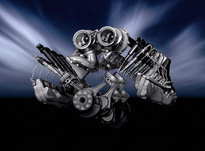 Bmw N63 And S63 Engines