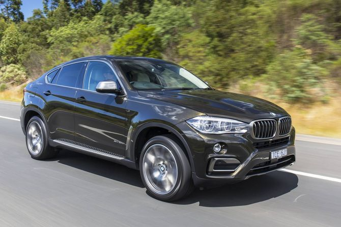 Review Bmw F16 X6 2014 On