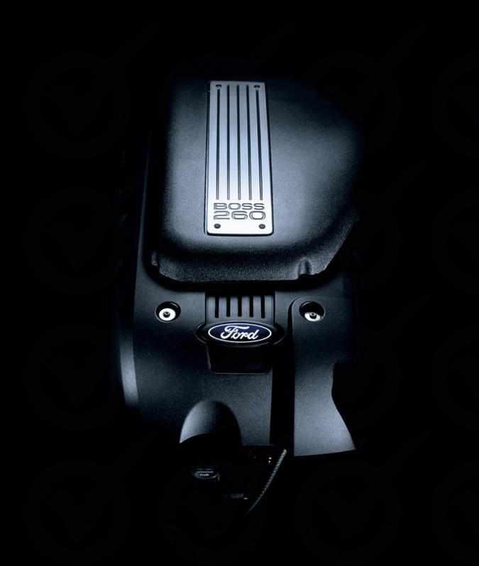 Boss 260 V8 Engine (BA/BF: 2003-08