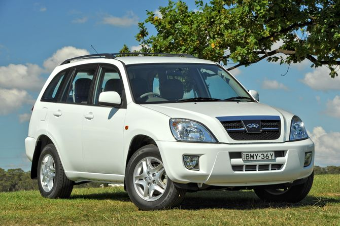 Review Chery T1x J11 2011 On