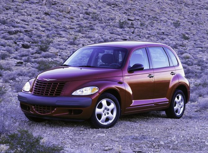 review chrysler pt cruiser 2000 10. Black Bedroom Furniture Sets. Home Design Ideas