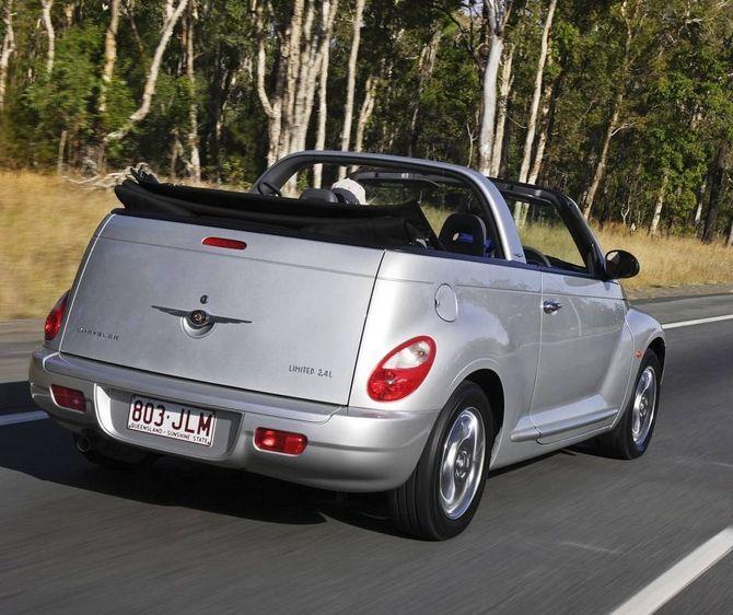 Review: Chrysler PT Cruiser Cabrio (2006-08