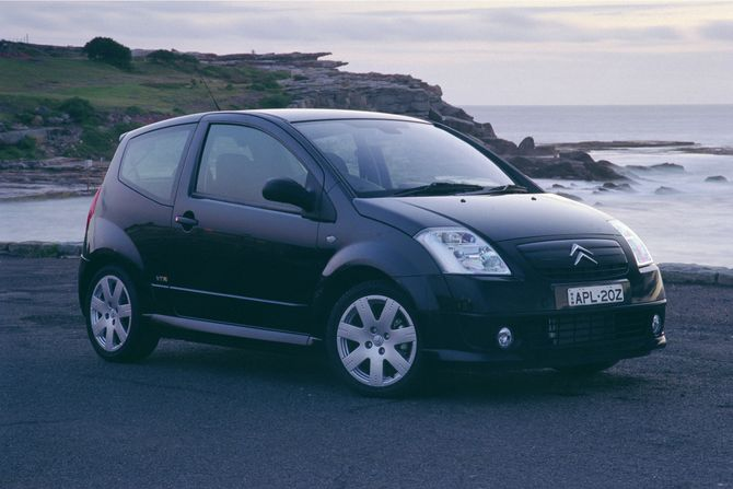 Citroen C2 Review: 2004 to 2008