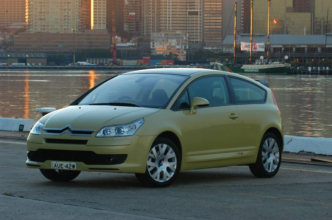 Citroen C4 Coupe Review 2005 To 2009