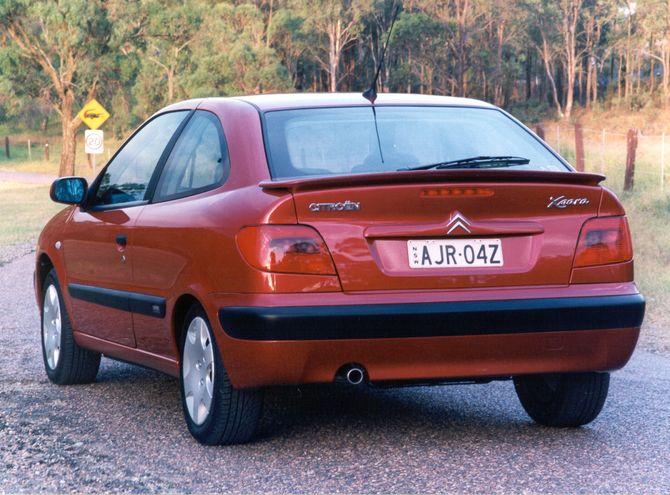 Citroen Xsara VTR Coupe