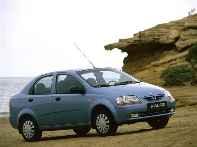 Daewoo Kalos Review: 2003 to 2004