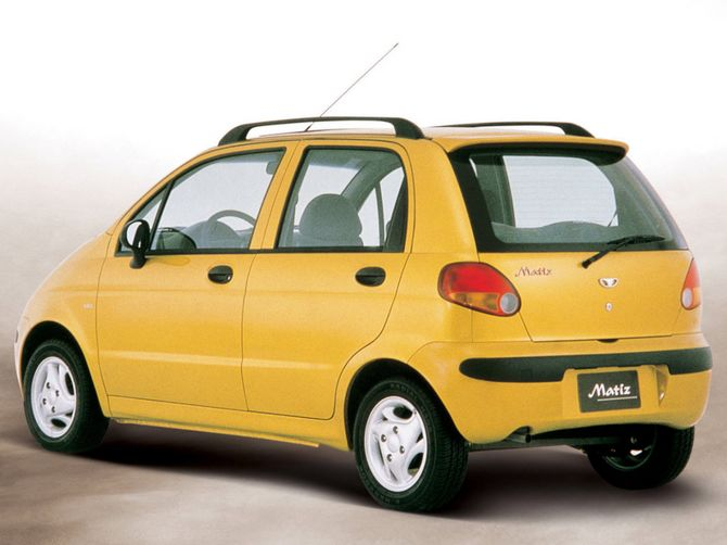 Daewoo Matiz Review 1999 To 2004