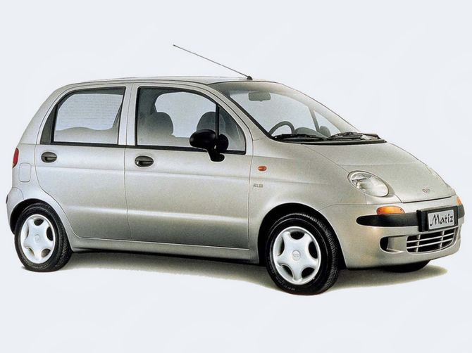 Daewoo Matiz Review: 1999 to 2004