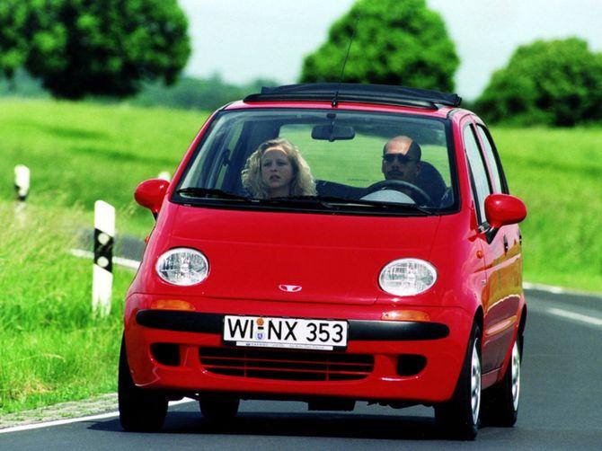 Daewoo Matiz Review: 1999 to 2004