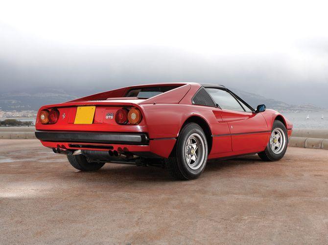 Auction results and data for 1985 Ferrari 308 Quattrovalvole (308 ...