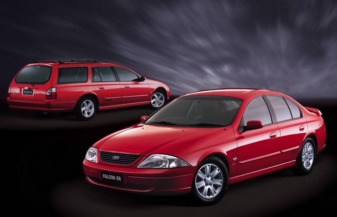Ford Au Falcon Review Xr6 Xr8 Forte And Sr 1998 02