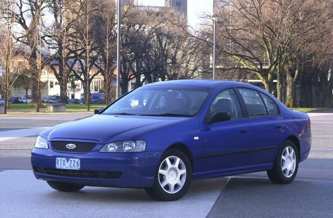 Ford Ba Falcon Review Xr6 Turbo Xr8 And Xt 2002 05