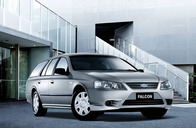 Ford BF Falcon Review: XR6 Turbo, XR8 and XT (2005-10)