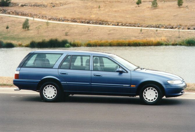 Ford EL Falcon Review: XR6, XR8 and GLi (1996-98)