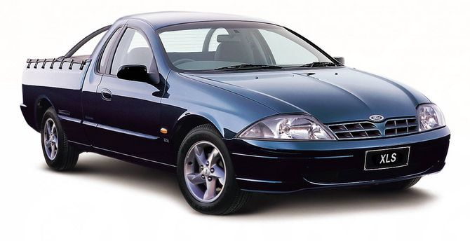Ford AU Falcon Ute and Cab Chassis Review (1999-02)
