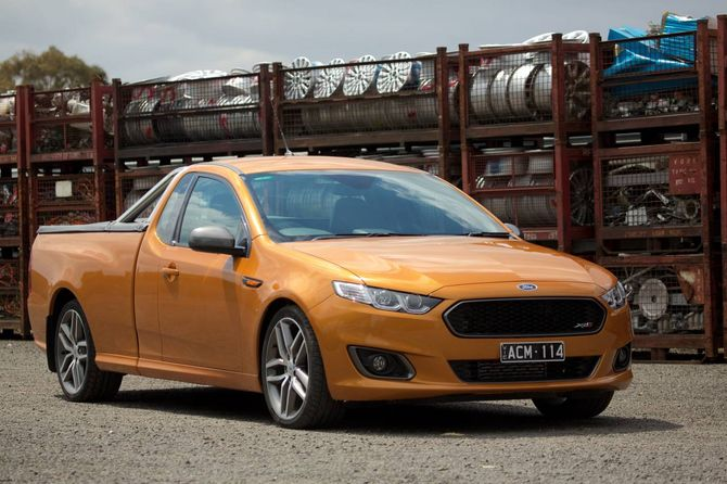 Ford Fg X Falcon Ute And Cab Chassis Review 2014 16