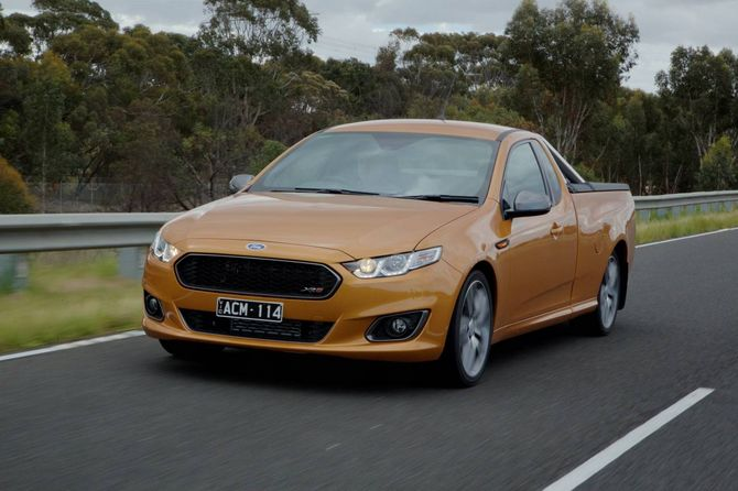 Review Ford Fg X Falcon Ute