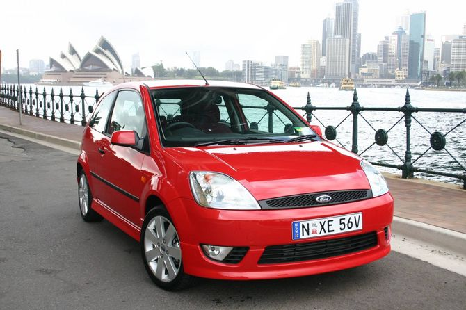 Ford Wp Fiesta Zetec Options