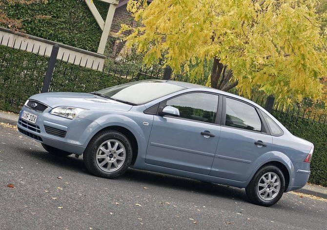 2007 ford focus xr5 turbo review