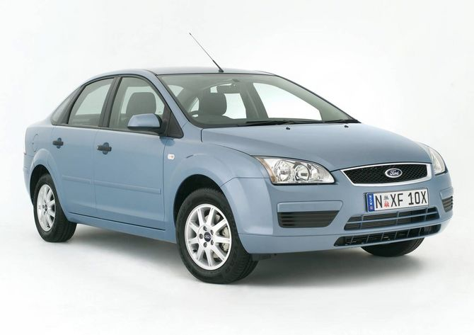 2007 Ford Focus Owners Manual Download PDF FORD FOCUS MK2 WORKSHOP ...