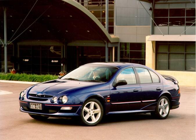 Ford Intech Engine Au 1998 03