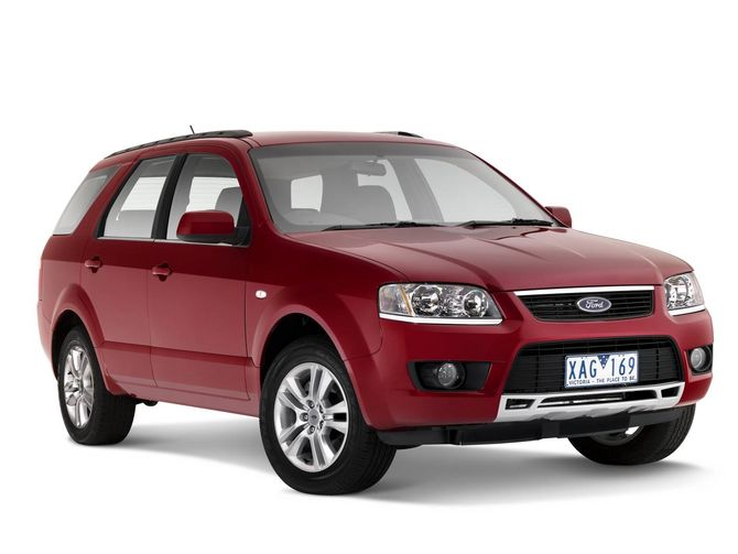 Ford motor company of australia limited ford territory Ford motor company complaints