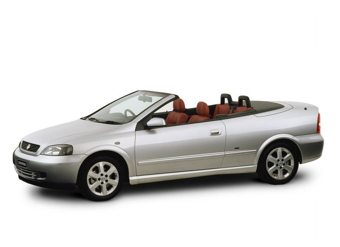 Holden Astra Convertible Review Ts 2001 06
