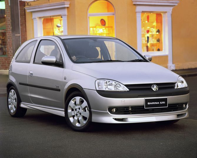 Review Holden Xc Barina 2001 05