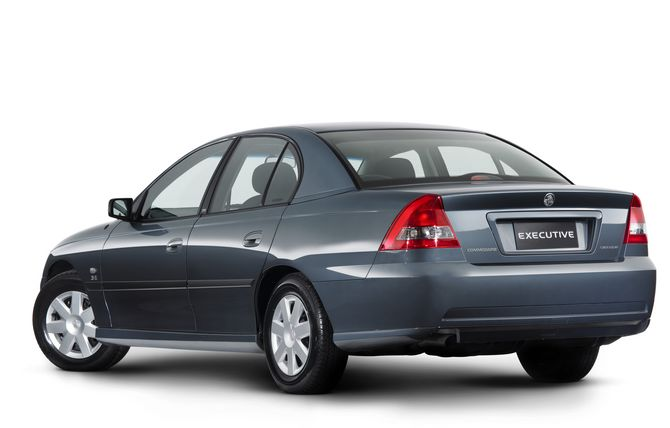 Holden VZ Commodore Review (2004-07): SV6 and SS