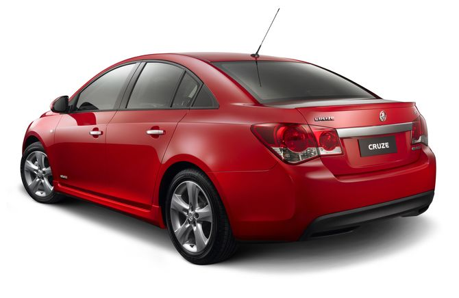 Review Holden Jh Cruze 2011 On